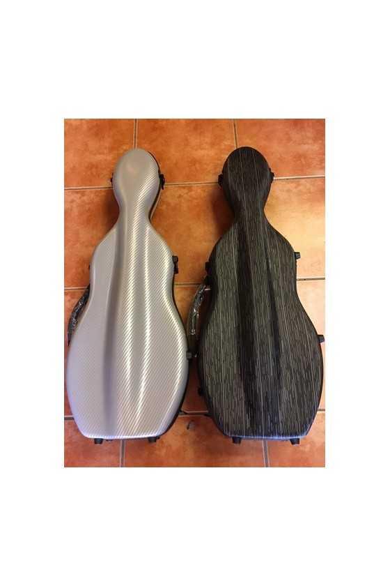 Cello Shaped violin Case 4/4 size- Stock Sale!!