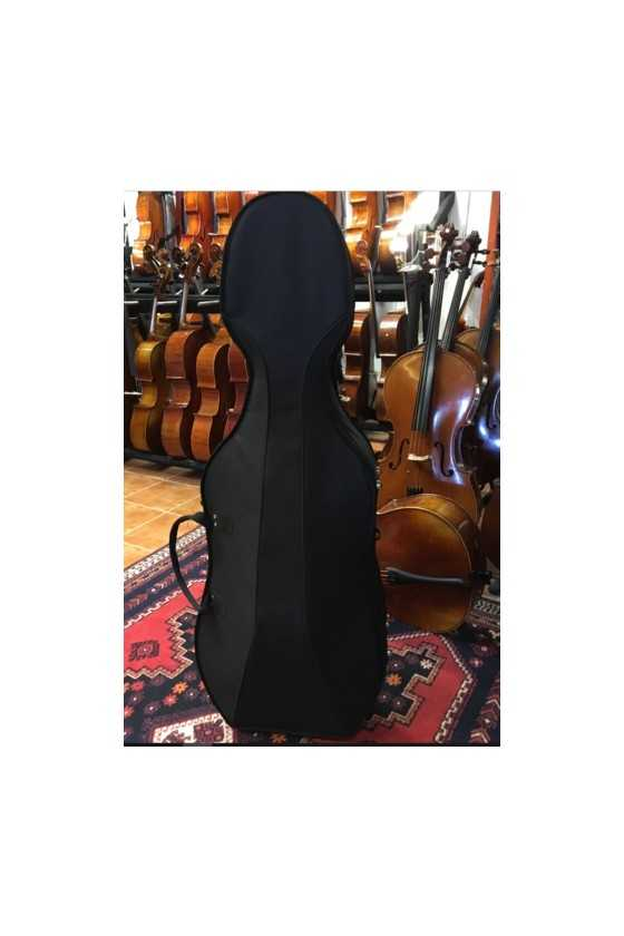 Styrofoam Semi Hard Cello Case