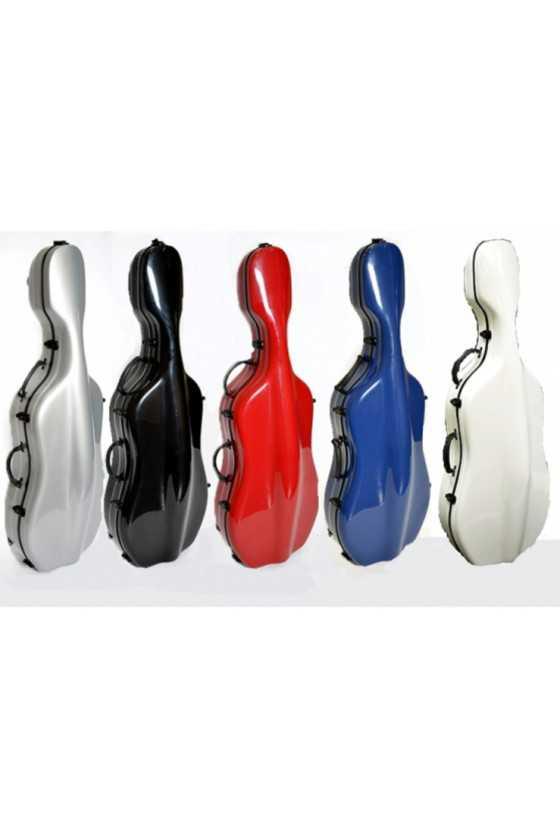 Fibreglass HQ Deluxe Cello Case