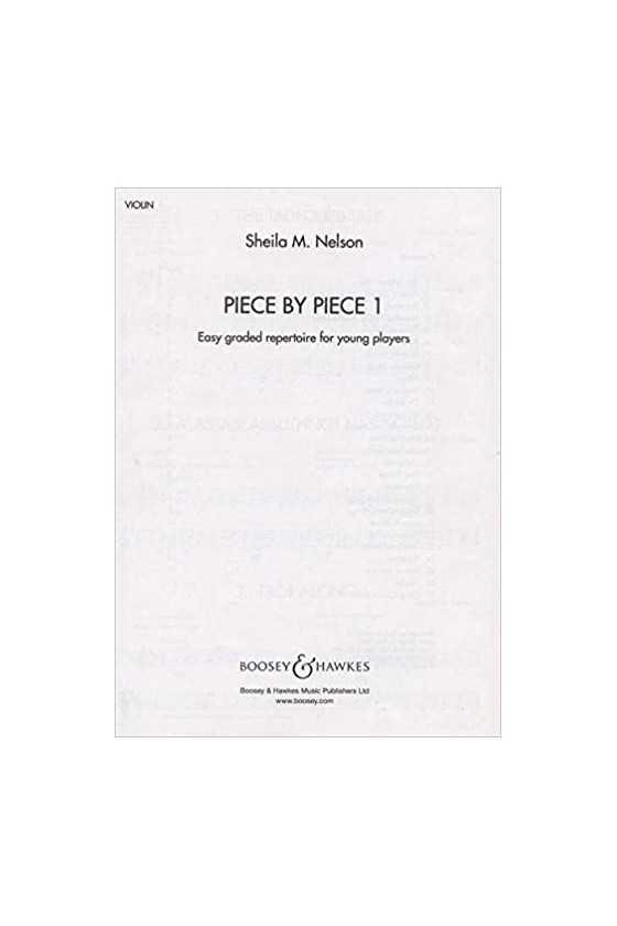 Nelson, Piece By Piece Vol....