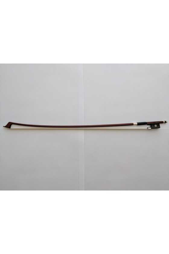 Doerfler Cello Bow 9 Brazil Wood - Nickel Silver