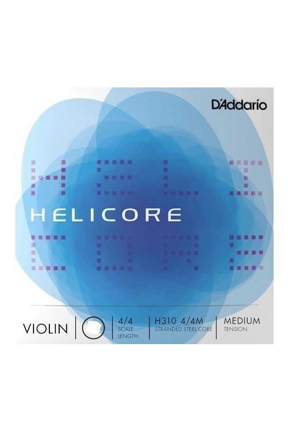 Helicore D String for Violin