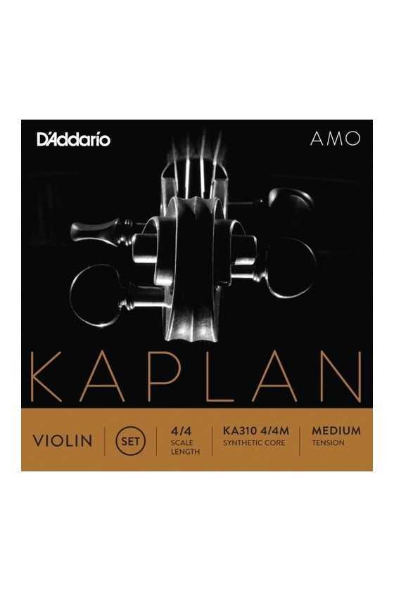 Kaplan Amo 4/4 Violin String Set