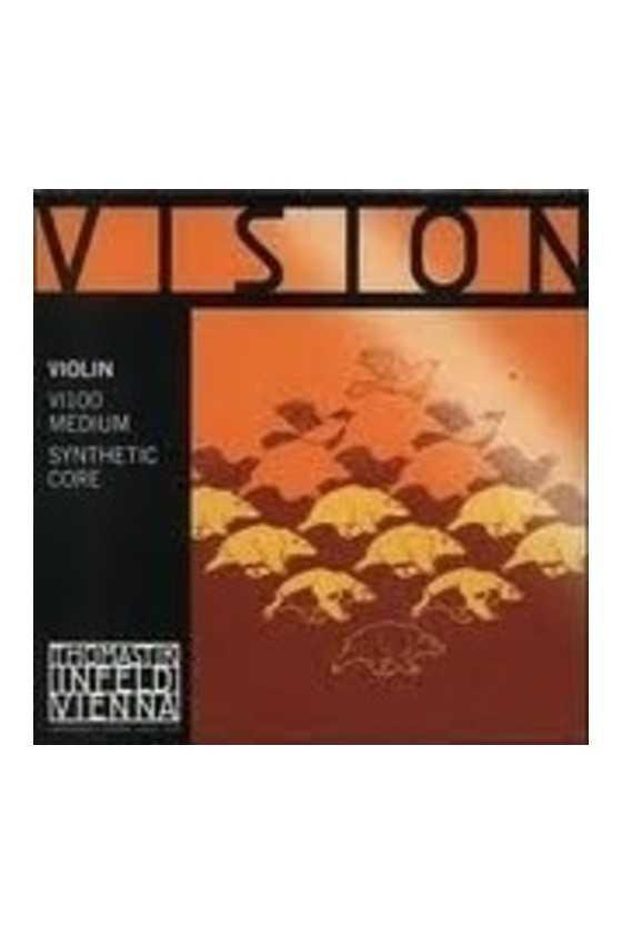 Vision Violin E Strings