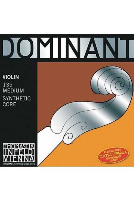 Extended Dominant Violin G String For ZMT Tail Piece