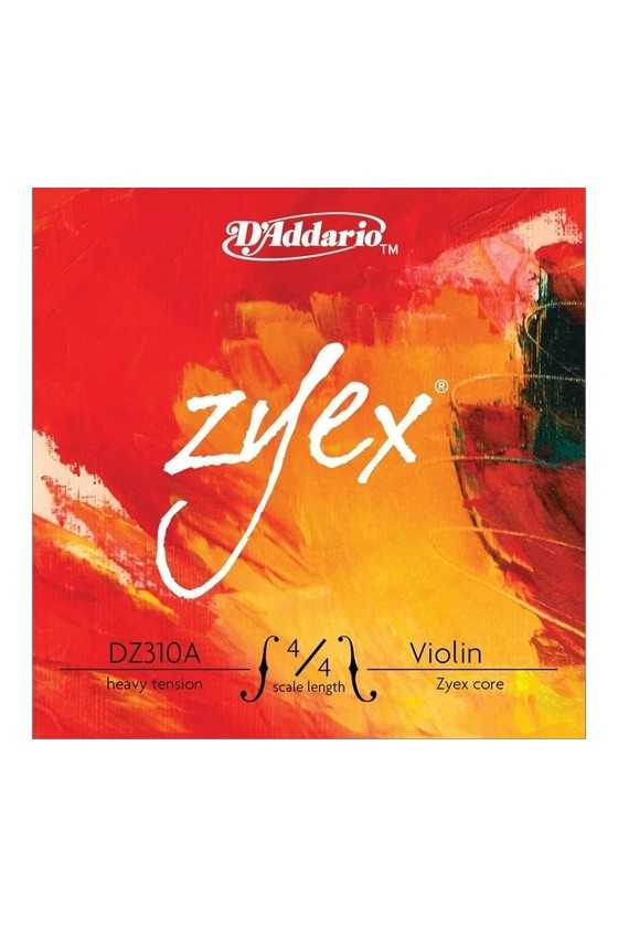Zyex 4/4 Violin Silver D...