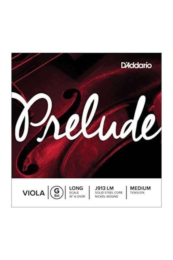 D'Addario Prelude Viola G...