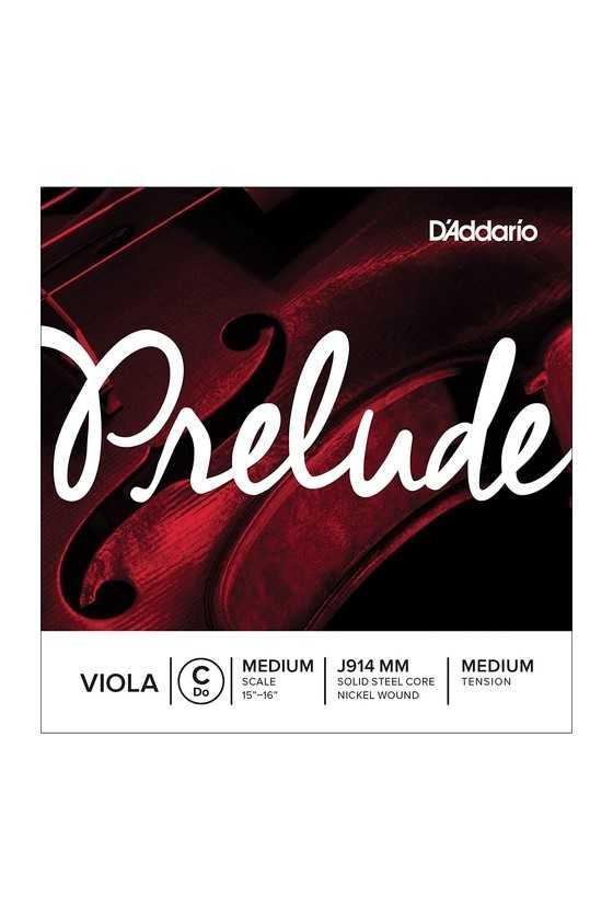 D'Addario Prelude Viola C...