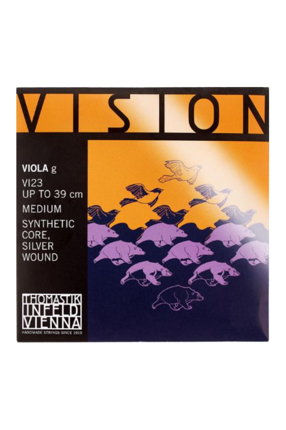 Vision G string for Viola