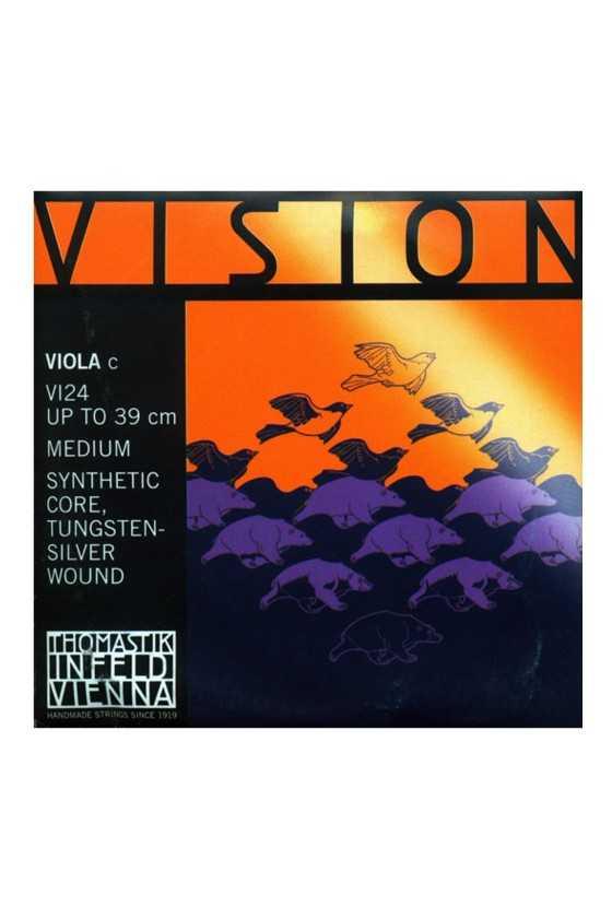 Vision C string for Viola