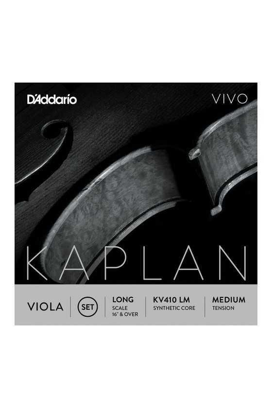 Kaplan Vivo Viola String Set