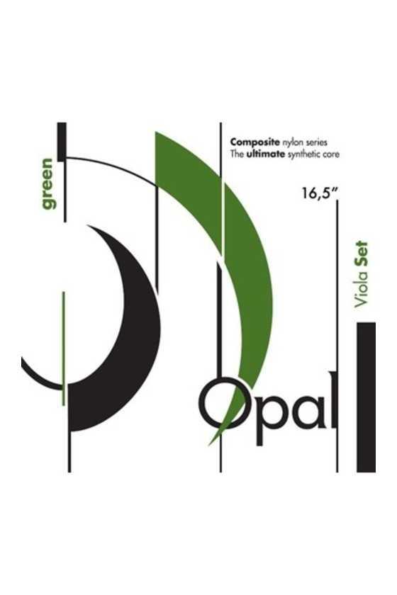 Opal Green Pro Viola String...