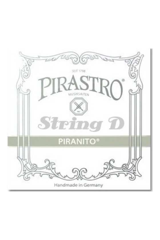 Piranito Viola D String...