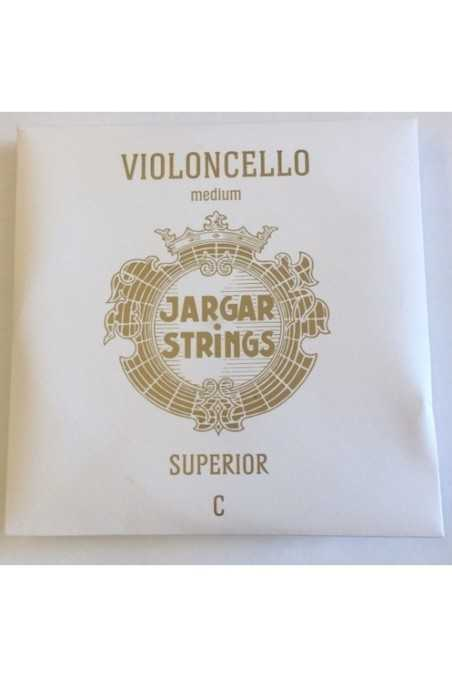 4/4 Jargar Superior Cello C String