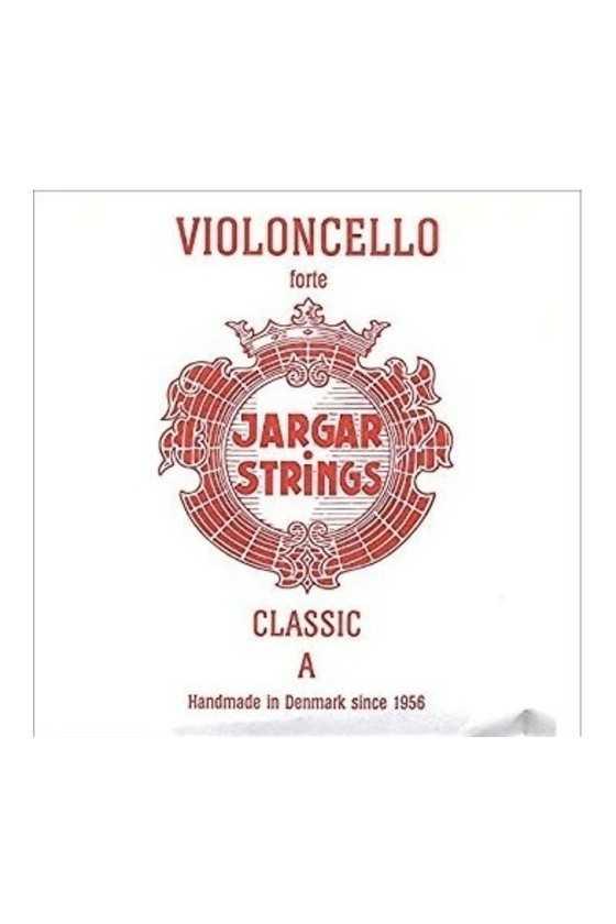 Jargar Forte A Strings For...