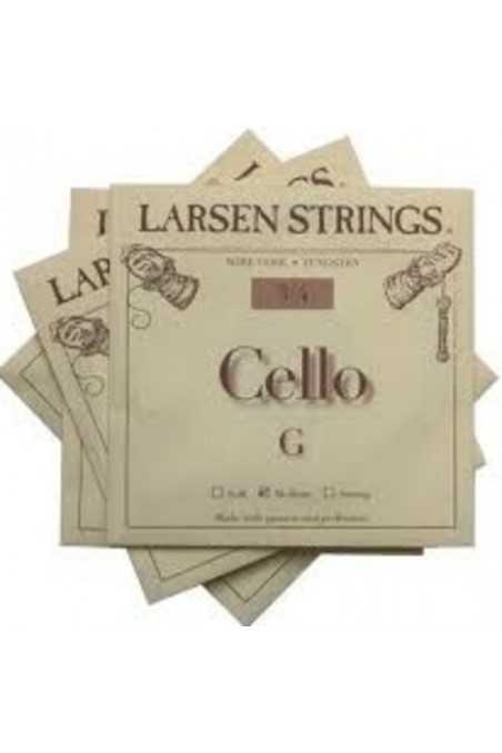 3/4 Larsen Cello Strings Set