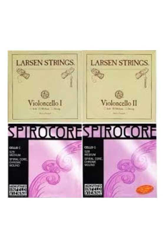 Larsen Medium A & D and...