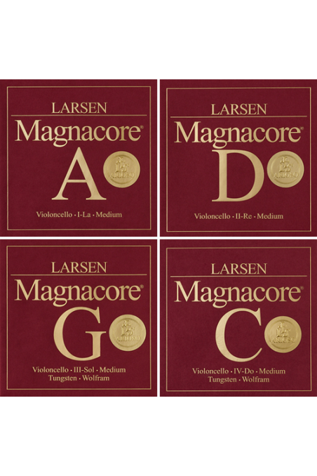 Larsen Magnacore Arioso Cello Strings Set