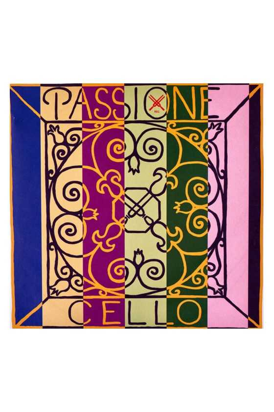 Passione D Cello Strings