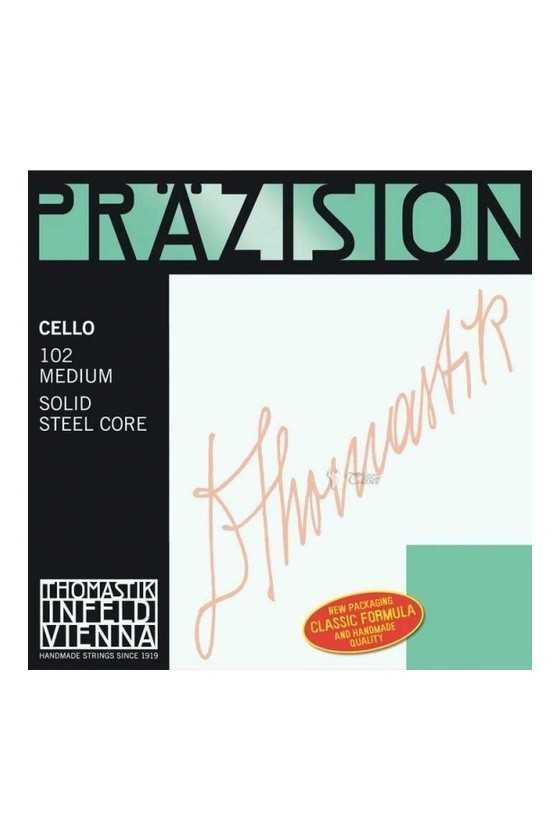 Precision C String for Cello