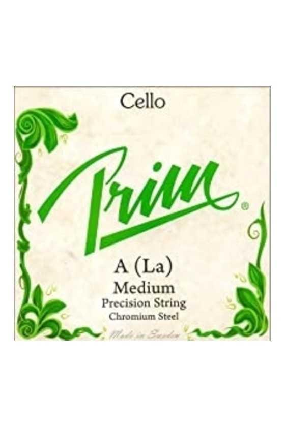 Prim A String for Cello