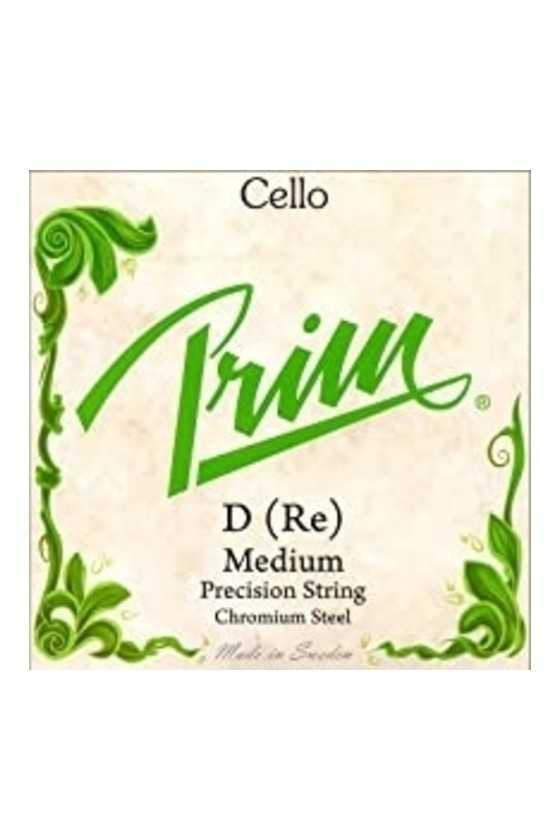 Prim D String for Cello