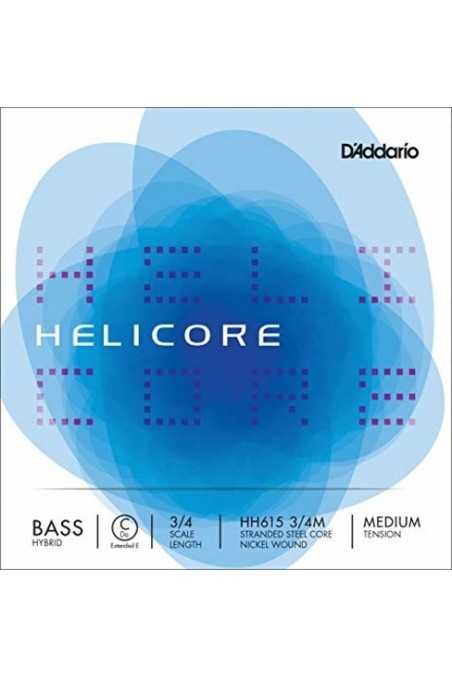 Helicore Hybrid Bass Extended E String (C)