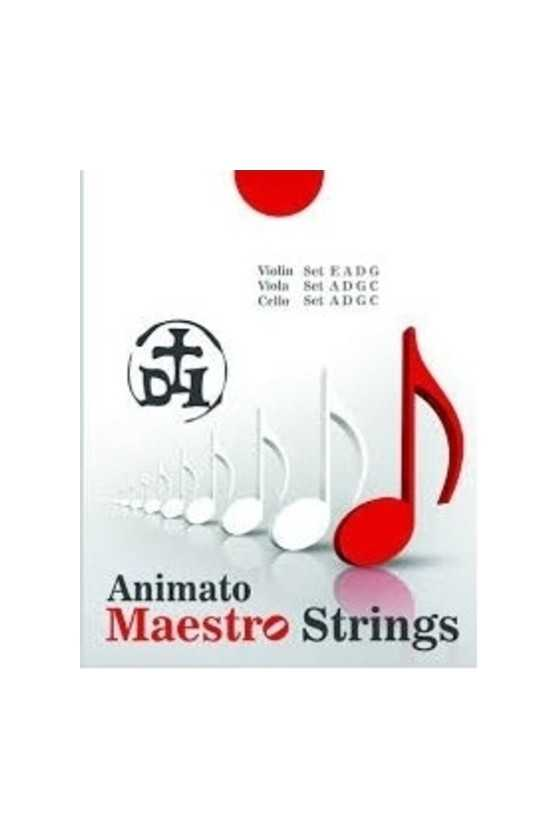 Maestro Strings for Double...