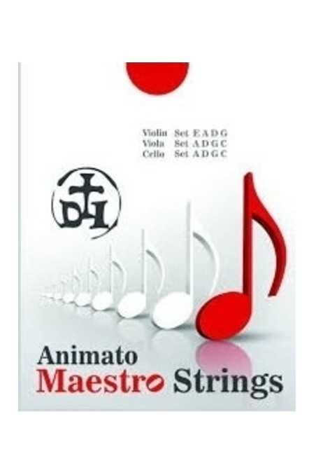 Maestro Strings For Double Bass Set