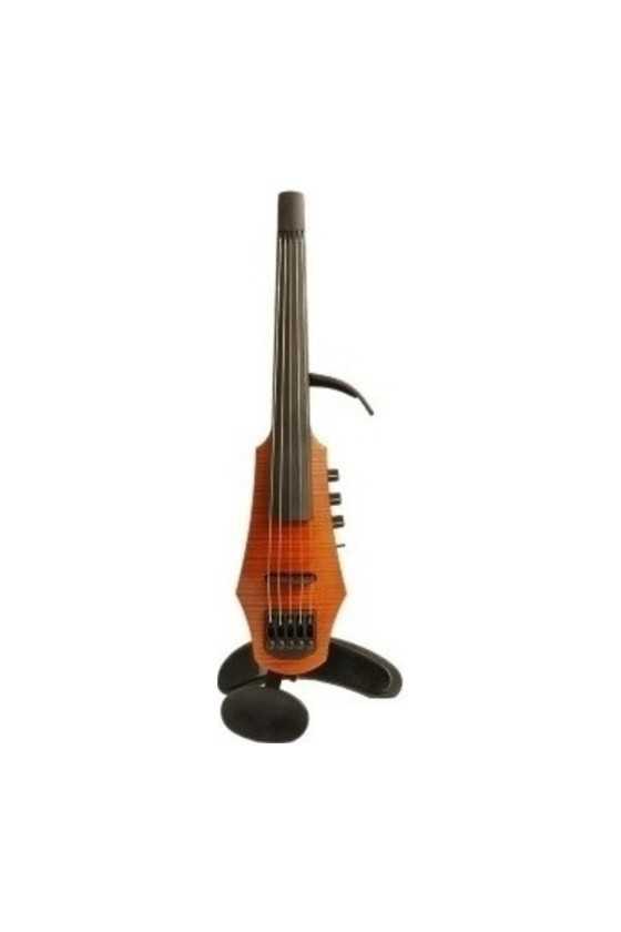 NS Design CR4 Violin 4 String Traditional Amber Satin