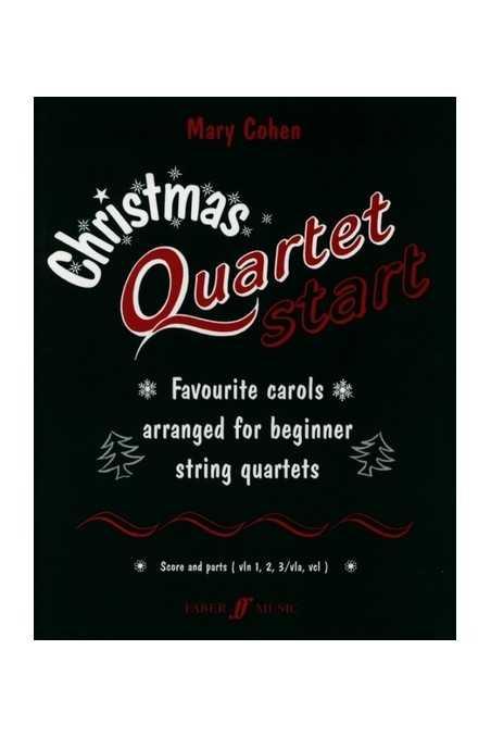 Mary Cohen, Christmas Quartet Start