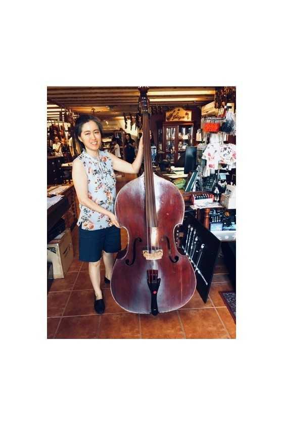 European Old Double Bass