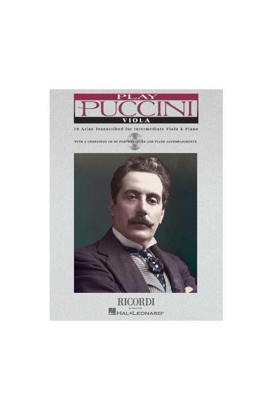 Puccini, 10 Arias...