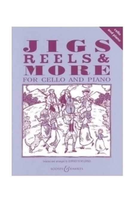 Huws Jones, Jigs Reels & More For Cello & Piano