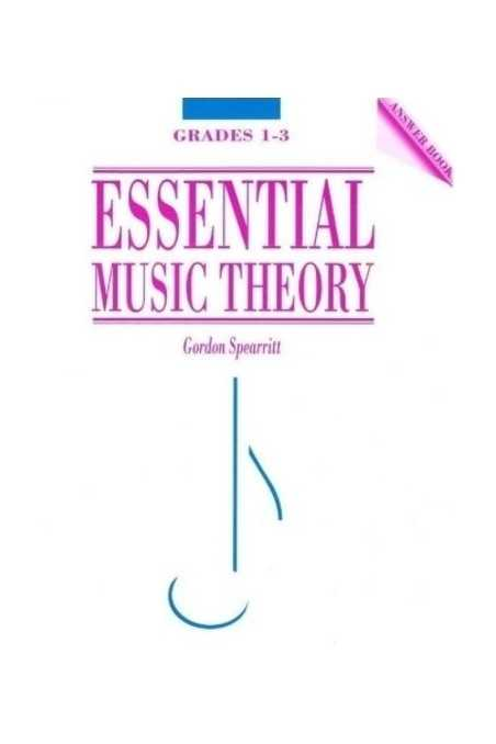 Essential Music Theory Grade 1-3 Answer Book