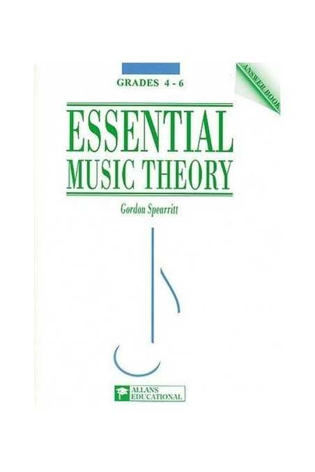 Essential Music Theory Grade 4- 6 Answer Book