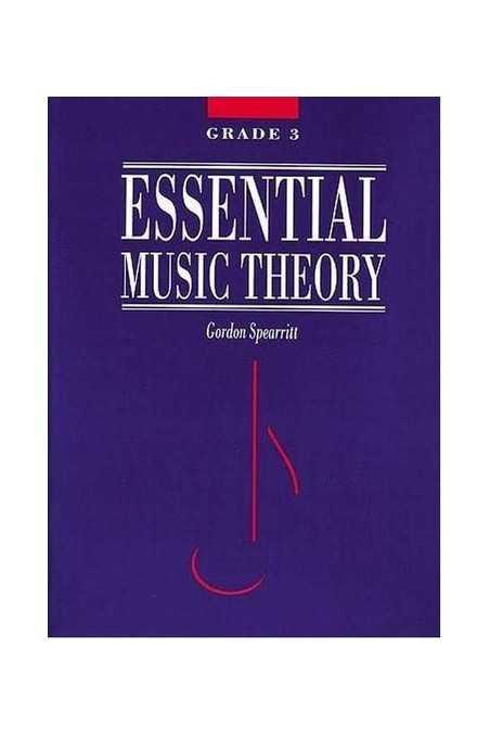 Spearritt, Essential Music Theory Grade 3