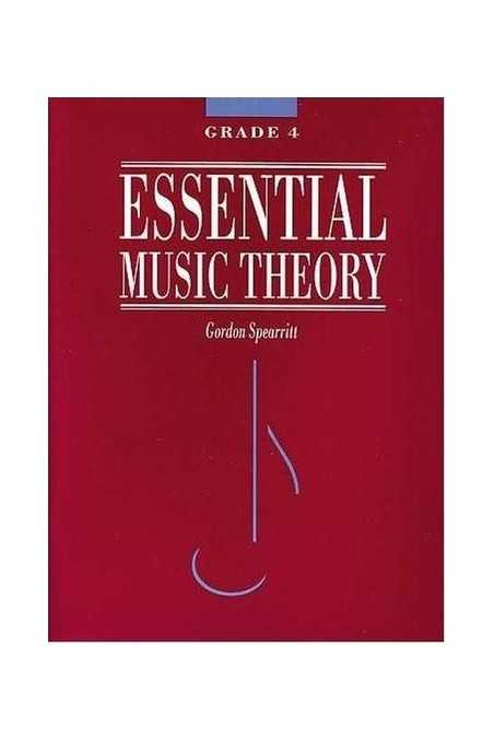 Spearritt, Essential Music Theory Grade 4