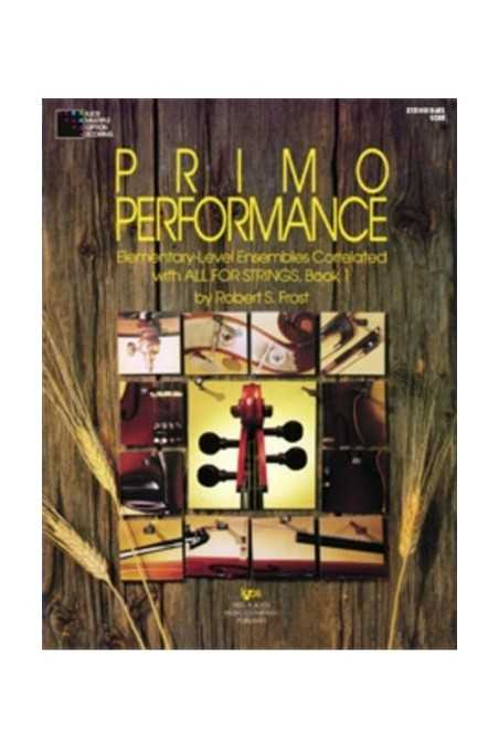 Primo Performance, Double Bass