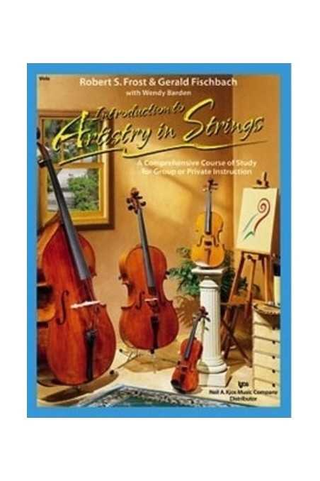 Artistry In Strings Viola Bk 1