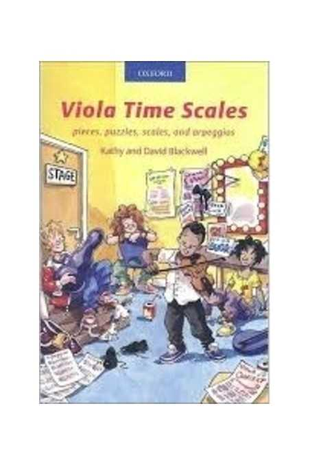 Viola Time Scale