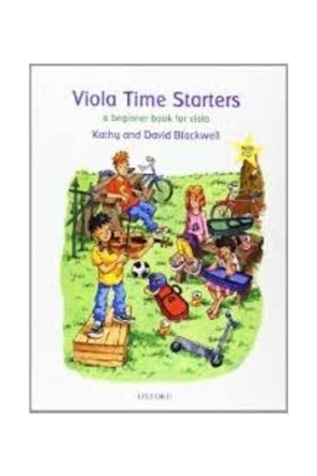 Viola Time Starters