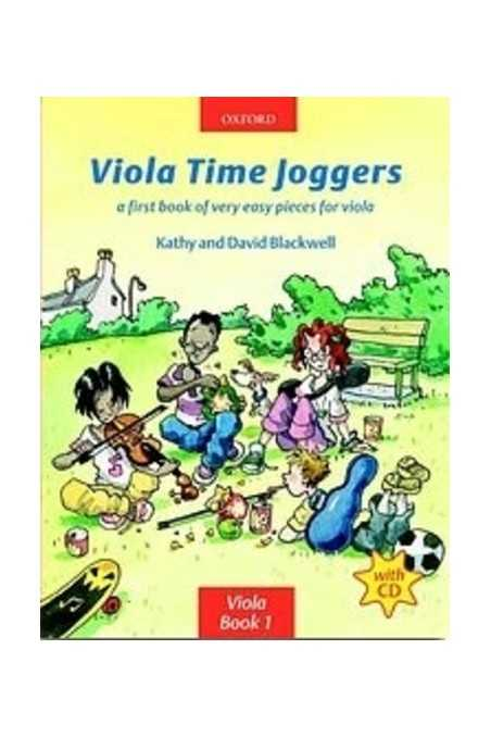 Blackwell, Viola Time Joggers Incl. CD