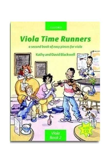 Blackwell, Viola Time Runners Incl. CD