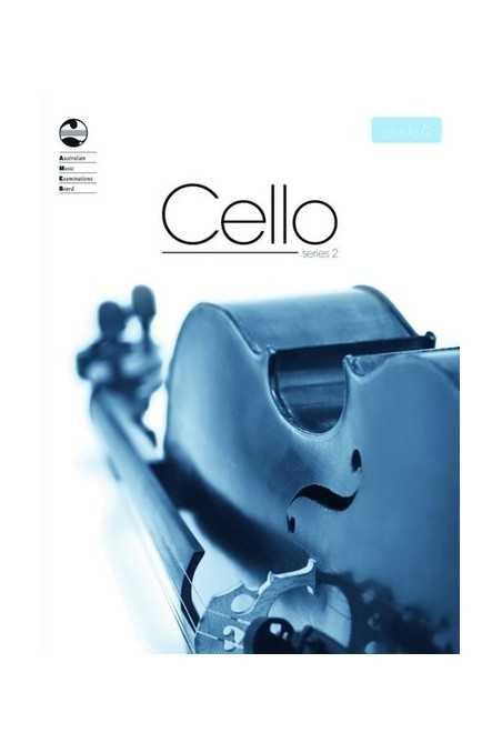 AMEB Cello Grade Technical Work (Series 2)