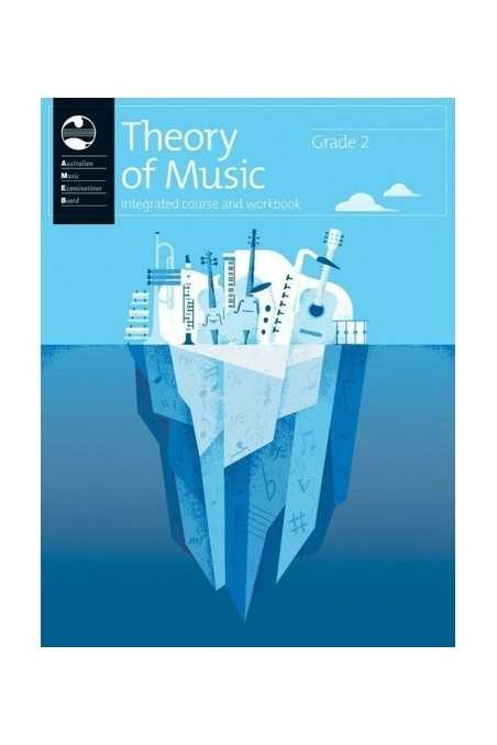 AMEB Theory of Music Grade 2 - Integrated Course Workbook