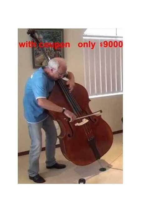 Giuseppe Marcello Double Bass