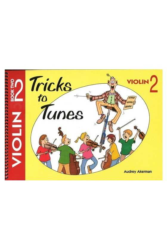 Ackerman Tricks to Tunes Violin