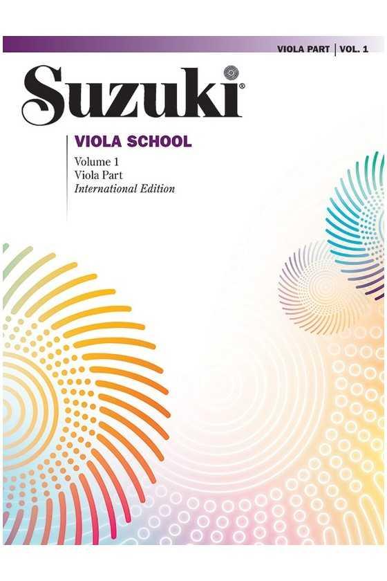 Suzuki Viola School, Book Only Without CD