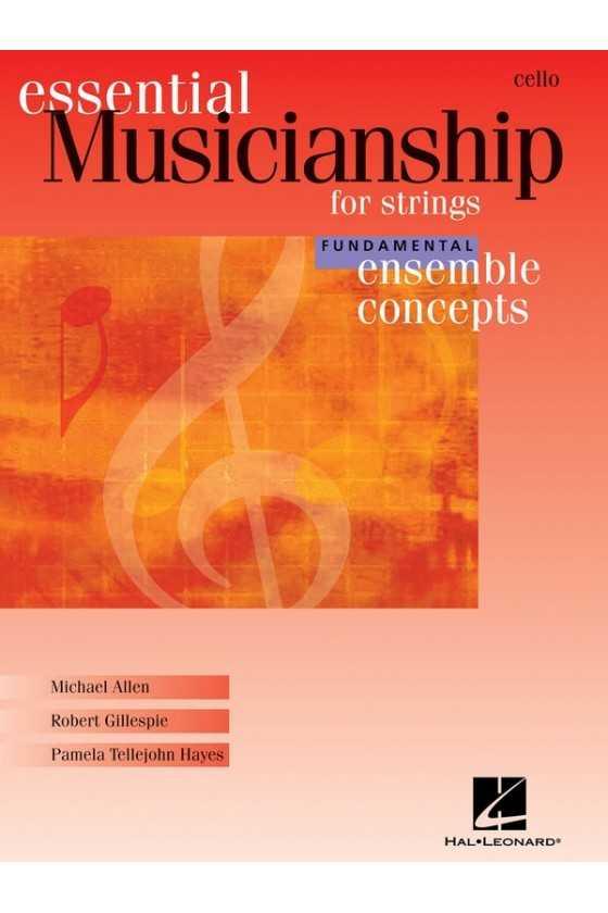 Essential Musicianship For Strings (Fundamental Level)